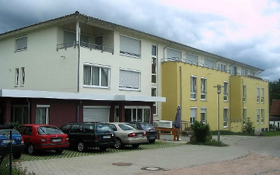 Pflegeappartements Seniorenzentrum